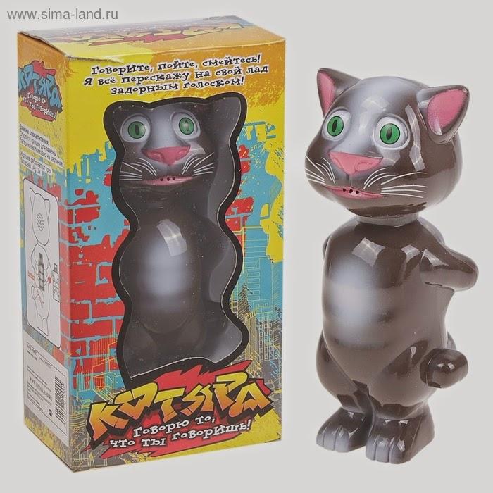Кот-повторюшка