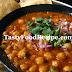 Chana Chole Masala (Chickpeas Curry) - Indain Food Recipe