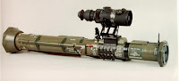 M136 AT4 Light Anti-Armor Weapon