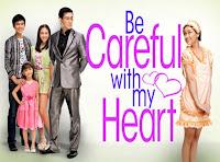 Watch Be Careful With My Heart, Philippine daytime tv drama, ABS-CBN show, Jodi Sta. Maria, Richard Yap, Papa Chen, Kapamilya Teleserye, TV network, Kapamilya Channel