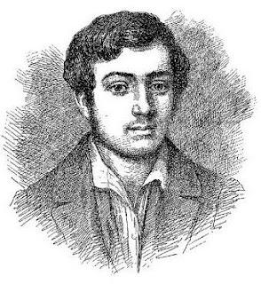 Berthold Auerbach, tekening uit ca 1832