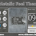Metalic Feel Theme For Nokia 202,300,303,x3-02,c2-02,c2-03,c2-06,c3-01 Touch and Type Devices