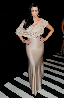 Kim Kardashian Defined Hollywood Glamour at NYC Party
