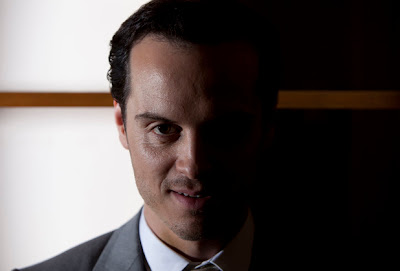 Sherlock - Moriarty actor Andrew Scott rules out return
