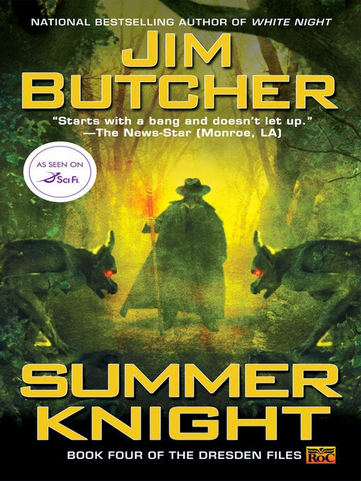 Summer Knight (The Dresden Files, #4)