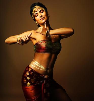 Lara Dutta Hi! Blitz Magazine Photoshoot