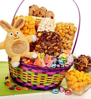 Easter Popcorn Treats and Gifts from $19.99 @ The Popcorn Factory