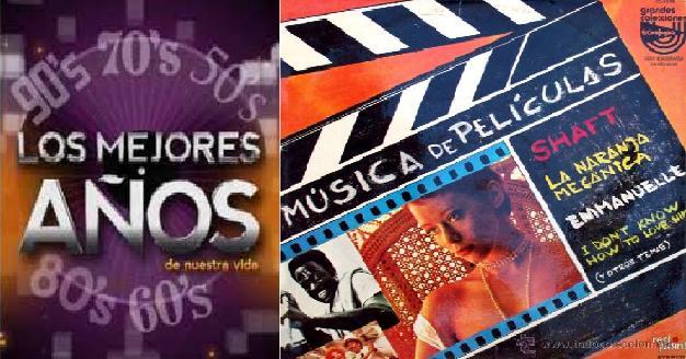 MUSICA DE TODO TIPO