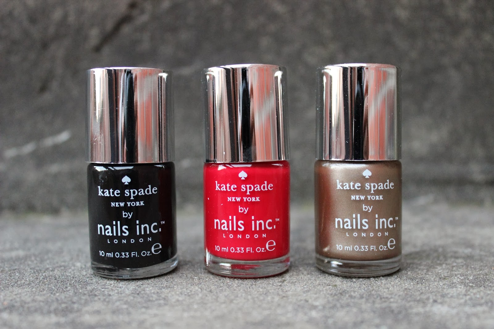 BEAUTY & LE CHIC: Free Nails Inc with Glamour Magazine... and they ...