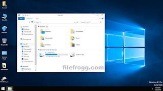 Menu Windows 10 Skin Pack