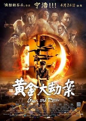 Hoàng Kim Đại Kiếp Án - Guns And Roses (2012)