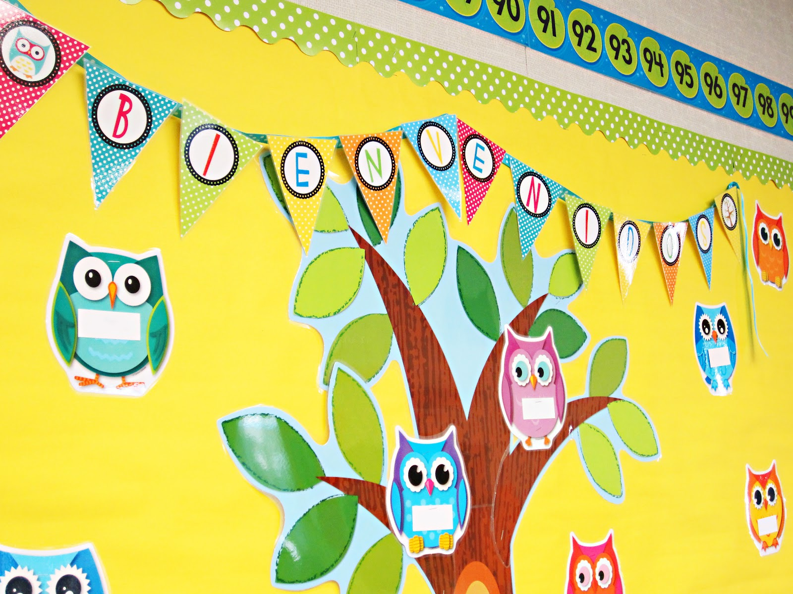 Owl Classroom Idea : Mrs guerrero s welcoming the  with a new
