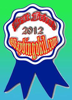 Award ke 8 & 9 Muro'i El-Barezy