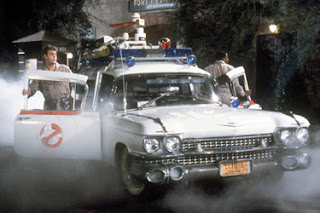 ECTO-1 - Cadillac 1959 Ambulance Fleetwood