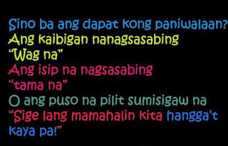 Love Quotes Na Masakit It Hurts