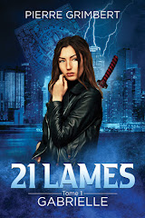 21 Lames, tome 1
