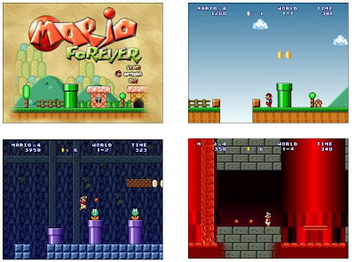 Mario Forever 4 free download
