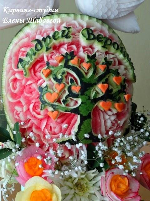 фруктовая нарезка на свадьбу южно-сахалинск