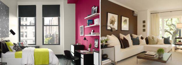 Consigli e idee di abbinamento colori pareti per chi preferisce un ...