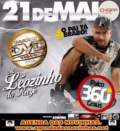 CHOPP LOUNGE CLUB - GRAVAÇÃO DO DVD DO MC LEOZINHO.