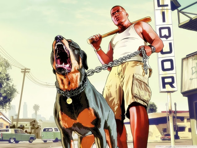 Gallery For Gta 5 Dog Wallpaper