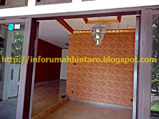 rumah di jual di Bintaro Graha Raya