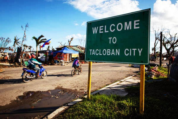 Welcome To Tacloban City