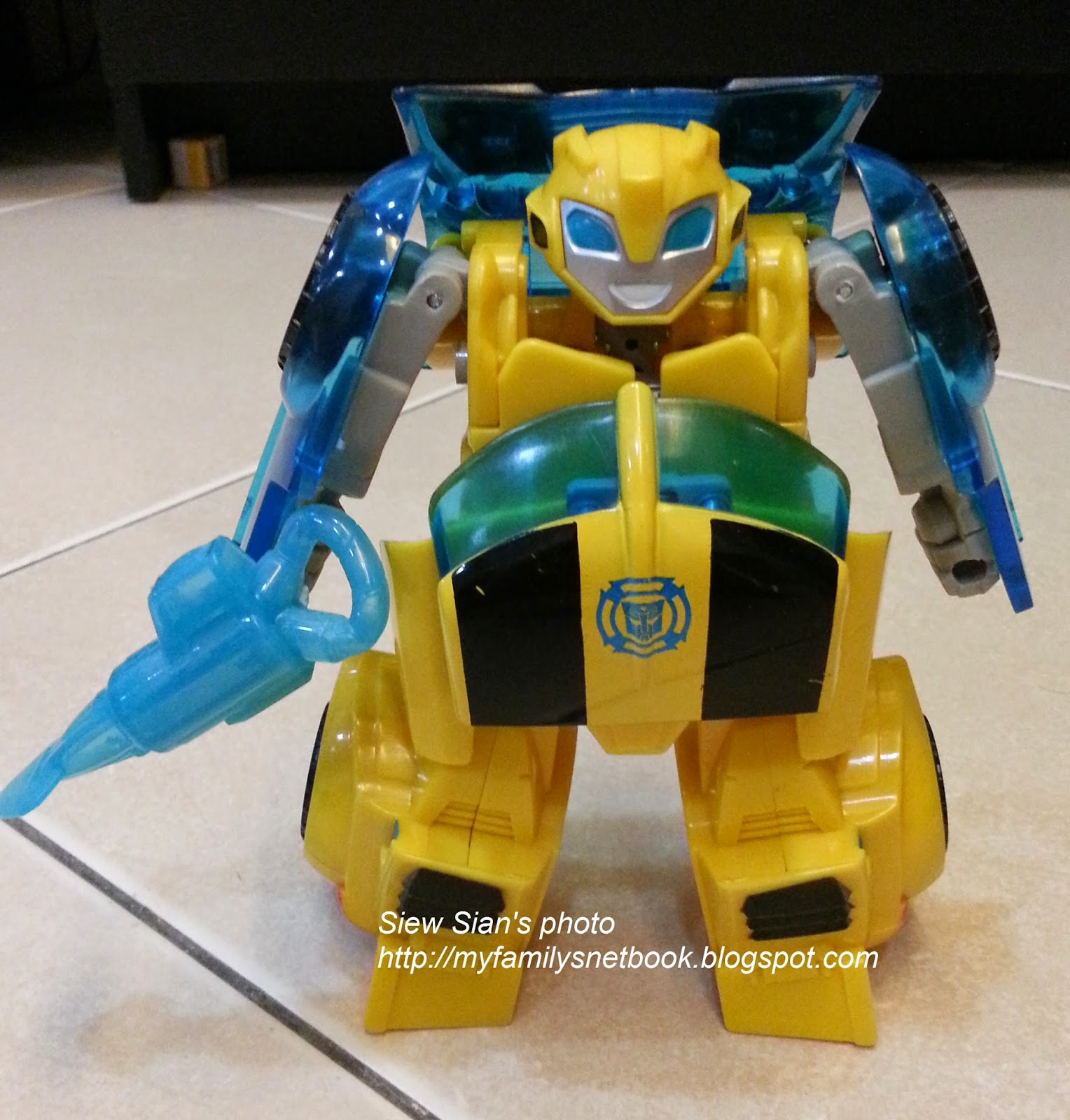 my familys net book transformers rescue bots playskool