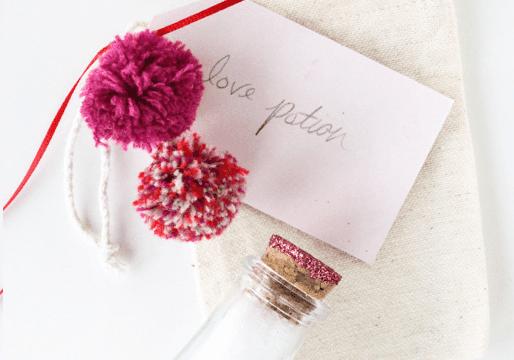 El Yapımı Sevgililer günü hediyesi