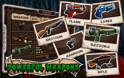 Zombie Combat Apk + Data v1.0 [Unlimited Money] Direct Link - APKLOVER
