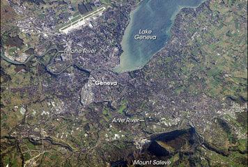 Tsunami Boleh Berlaku Di Dalam Tasik Di Switzerland