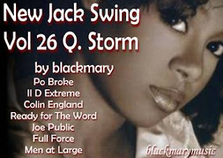 New Jack Swing Vol 26 Q. Storm - [by blackmary]05102012