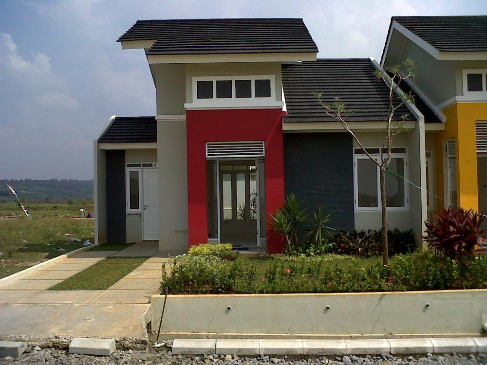 rumah minimalis lantai 1 type 45