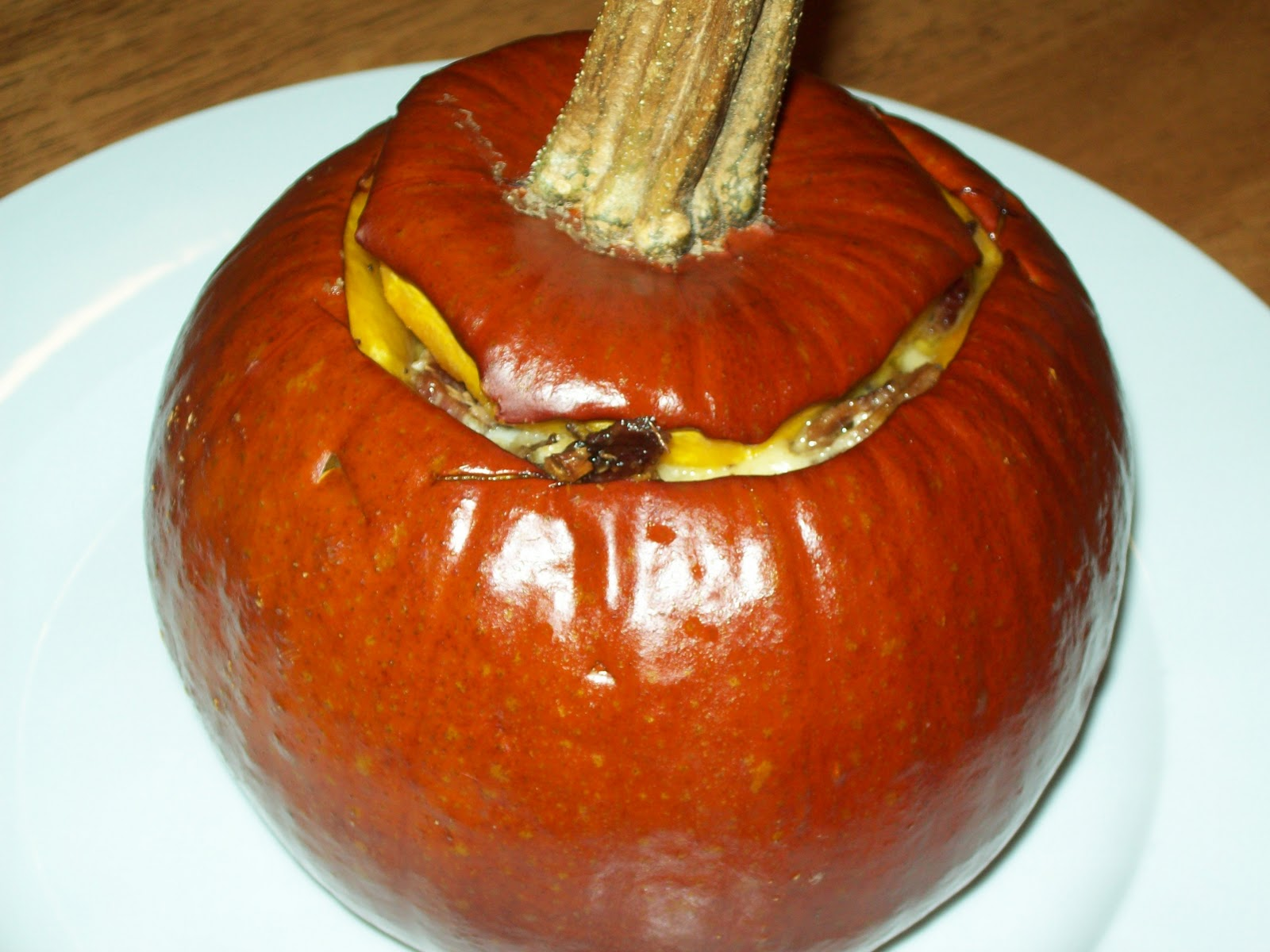 Stuffed Pumpkin - From Calculu∫ to Cupcake∫