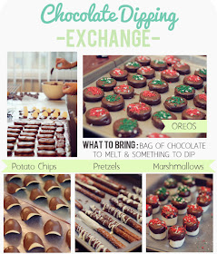 Chocolate Dipping Exchange