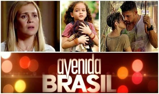 AVENIDA BRASIL: EN AGOSTO POR CANAL METRO