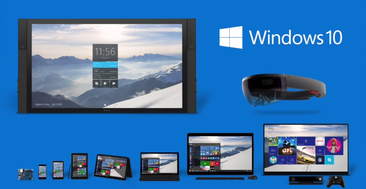 Windows 10 demo video preview