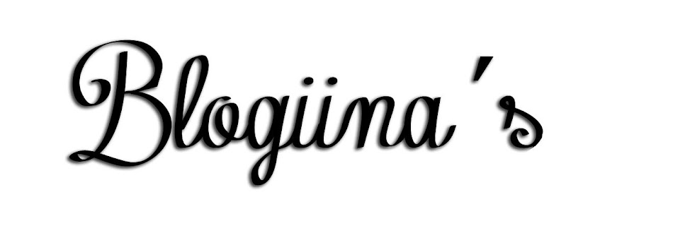 Blogiina&#39;s