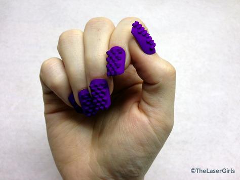 Tales Of A 3d Printer 3d Printed Nails
