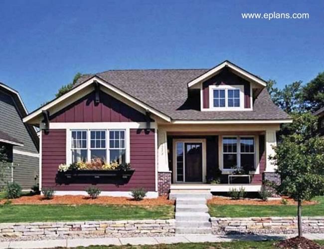 Arquitectura de casas 16 bungalows americanos en los for Stile bungalow americano