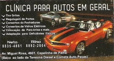 CLINICA PARA AUTOS EM GERAL