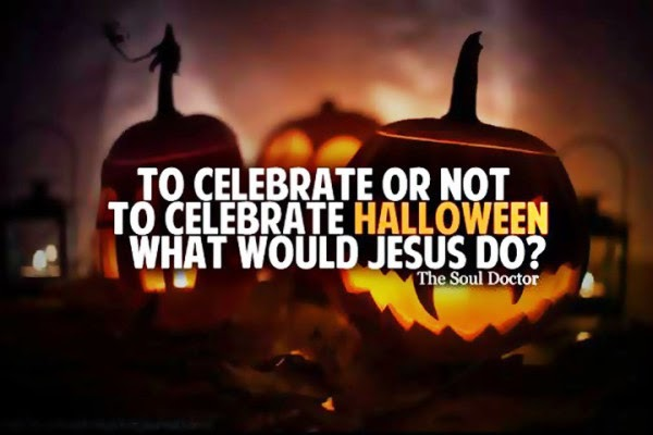 Halloween celebrate Christians