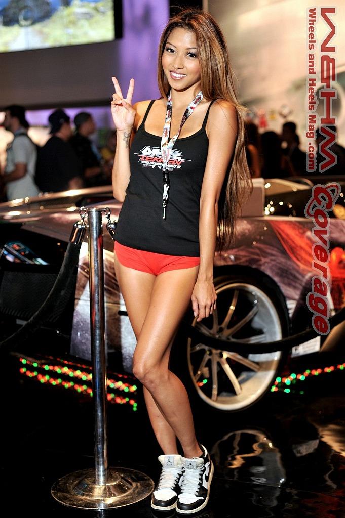 Xena Kai Tekken Wheels And Heels Magaz...