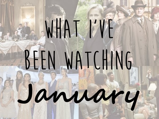 What I've Been Watching | January 2015