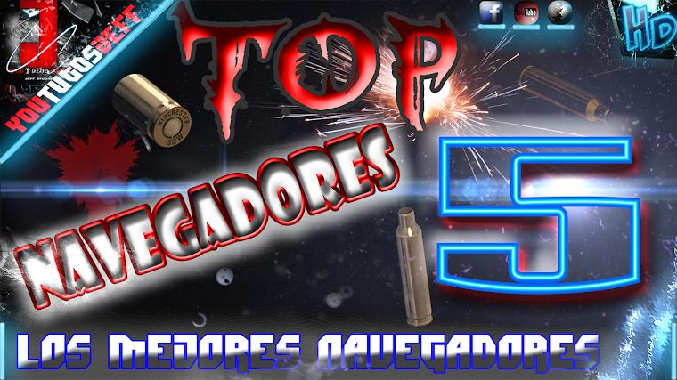 TOP 5 LOS MEJORES NAVEGADORES MAS RAPIDOS DEL 2015 MAS LINKS DE DESCARGA