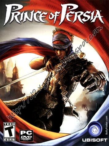 Free Download Games - Prince Of Persia 2008