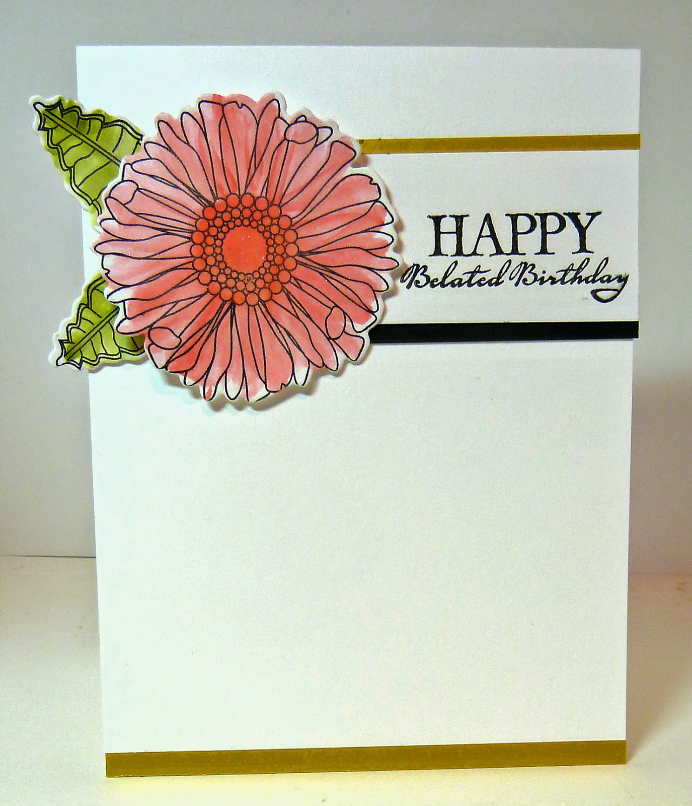 Cards by the sea birthday cards and a thank you card here is one i made so i will be ready the next time i forget someones birthday prepare to forget that would be a good motto izmirmasajfo