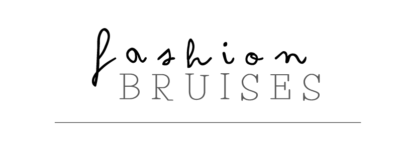 Fashion Bruises