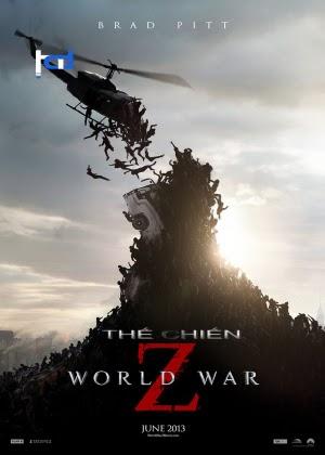 Thế Chiến Z - World War Z - 2013