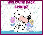 Bye Bye Winter Finally!